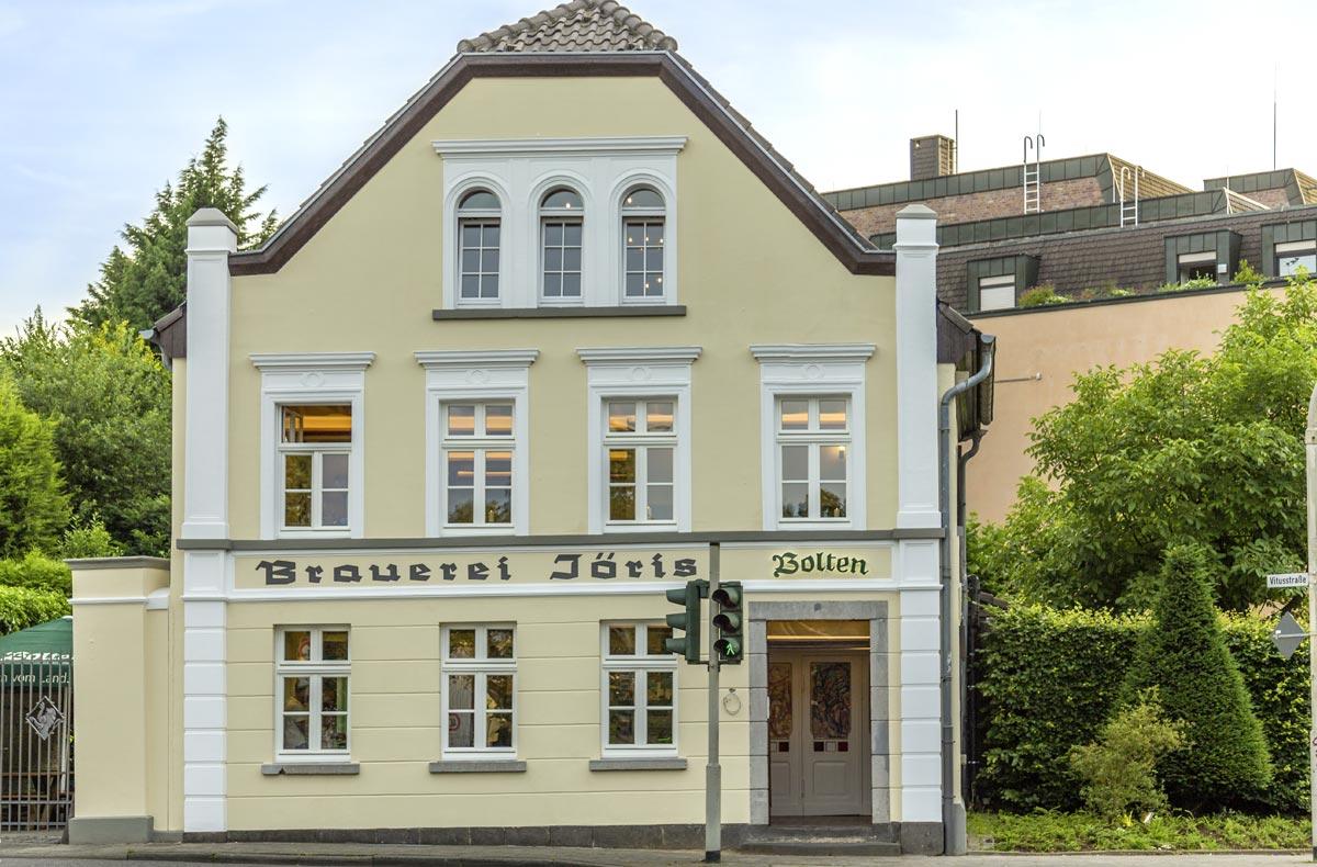 Brauerei Brauhaus Jöris Restaurant Mönchengladbach, bayerisch, gutbürgerlich