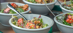 Deftig, herzhaft und lecker! – Unsere Küche & Mittagstisch